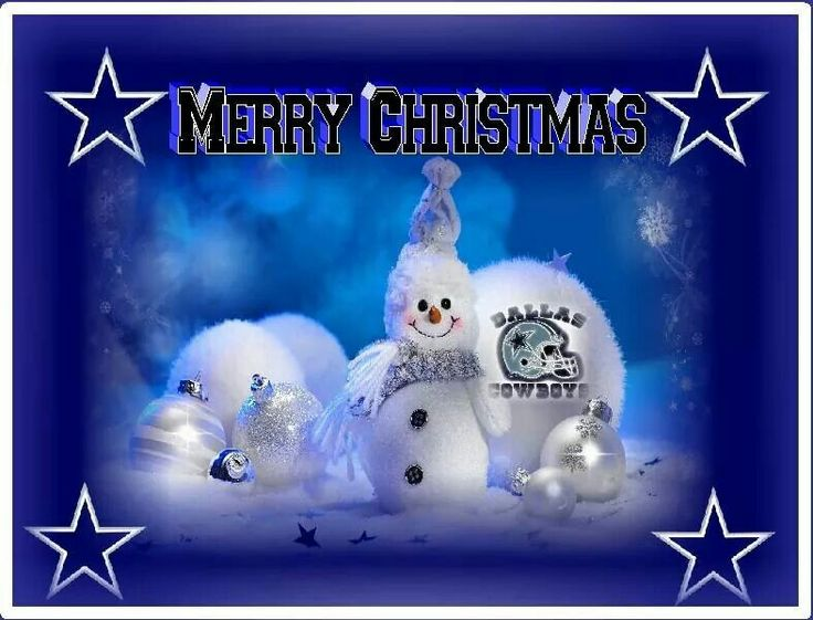 26 best dallas cowboys christmas images on pinterest - Dallas cowboys merry christmas images ...