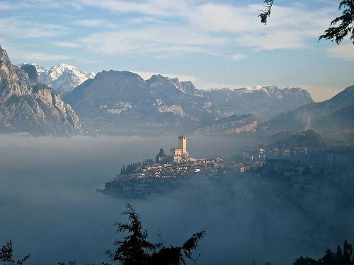 Lake Garda, Italy (by milvavr) - All things Europe
