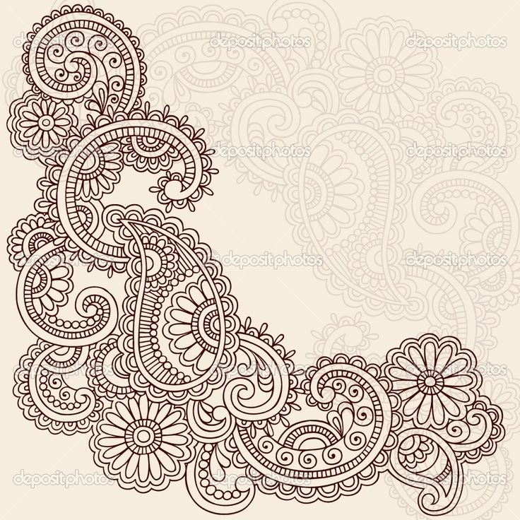 Image result for paisley tattoo