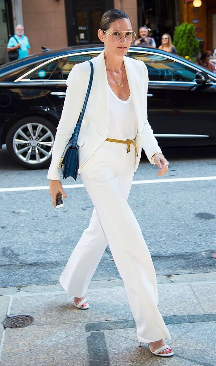 How to Dress Like a Total Fashion Boss, à la Jenna Lyons