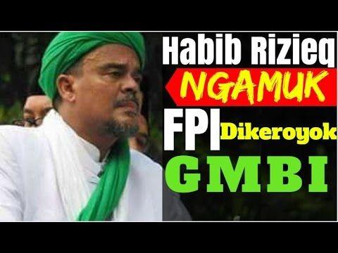"""Versi Habib Rizieq"" Kronologi Laskar FPI Diserbu Massa GMBI 12 Januari ..."