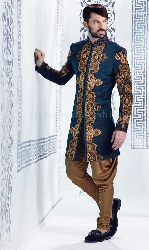 sherwani for men, sherwani uk, Asian clothes, wedding sherwani, Indian sherwani | Traditions www.statusindiafashion.com