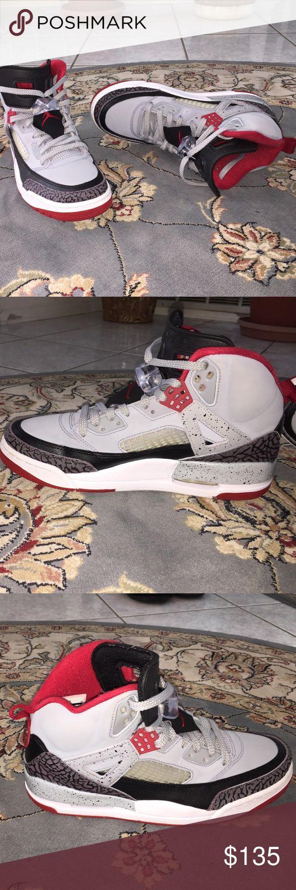 Nike Air Jordan Iv 4 Mars Spike Lee Brooklyn Very good condition,No scratch, nice look men Jordan shoes. Best price, nice gift for Christmas! Jordan Shoes Athletic Shoes