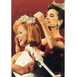 Miss America 1996 - Shawntel Smith (OK)