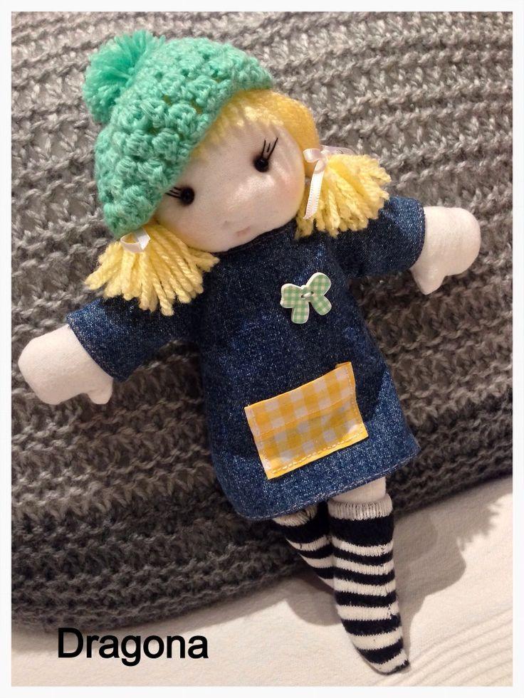 Zuza - #doll by #Dragona