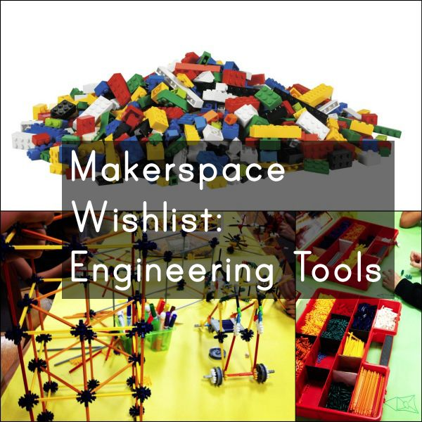 (This is part 3 in a series of Makerspace Wishlist posts.  See Part 1: Electonics and Part 2: Technology and Robotics for more) Engineering Tools When it comes to engineering tools, there's really ...