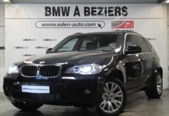 [Promo voiture] REMISE -20% sur le prix de ce BMW X5 xDrive30d M Sport occasion en vente à Béziers