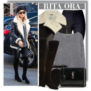 Rita Ora - 12.21.2017