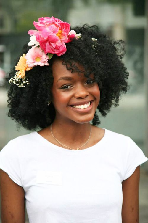 Black Natural Hairstyles For A Wedding : 45 best black girl hairstyles natural hair images on pinterest