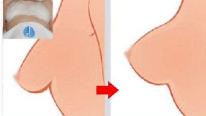 Revive esos senos caídos e incrementa hasta 2 tallas sin someterse cirugía alguna