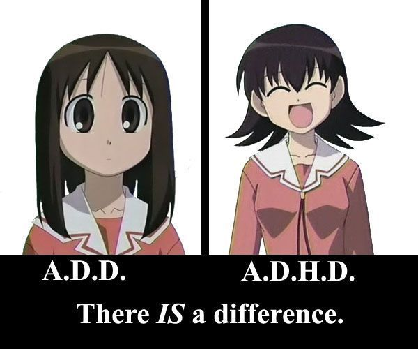 There is no easier way to describe the difference between the two!