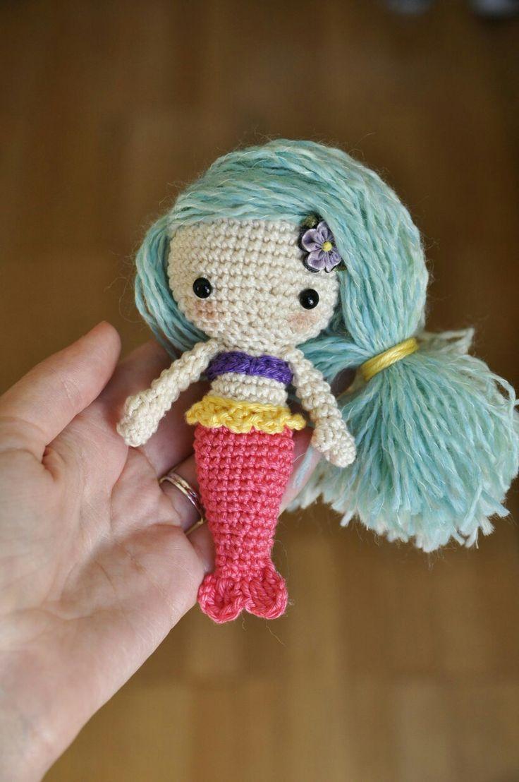 44 best Dolls\' Crochet images on Pinterest | Puppenkleider ...