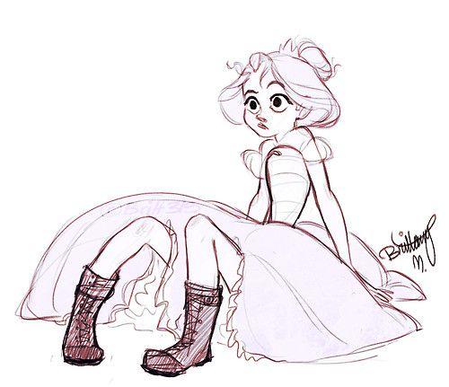 Brinly, the not so princess-like princess
