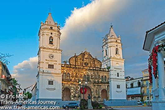 Travel tips for the Casco Viejo neighborhood of Panama City including hip hotels, hidden bars, gourmet dining, serious shopping and the best ice cream.