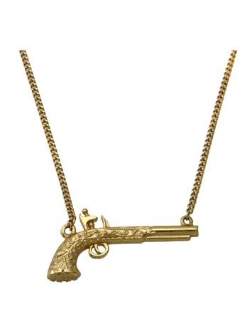 Mini Gun Necklace
