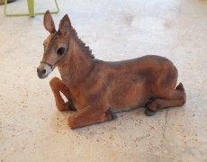 Mini Donkey Statue