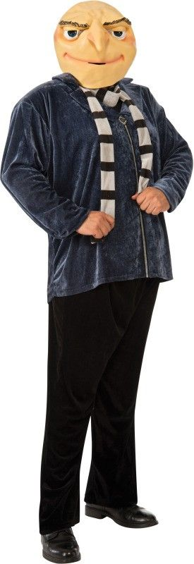 Plus Size Adult Despicable Me Gru Costume