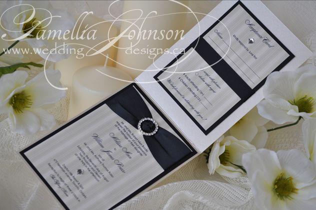 handmade engagement invitations | ... & Green Invitation – The Majestic | Handmade Wedding Invitations