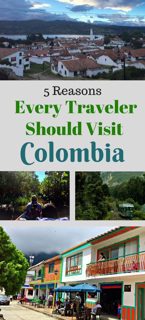 This is why you should head to Colombia right now!