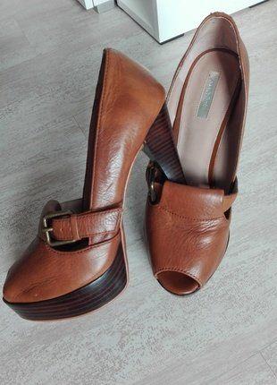 Kaufe meinen Artikel bei #Kleiderkreisel http://www.kleiderkreisel.de/damenschuhe/hohe-schuhe/147919933-sehr-schicke-high-heels-von-zara