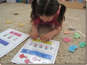 Learning number words