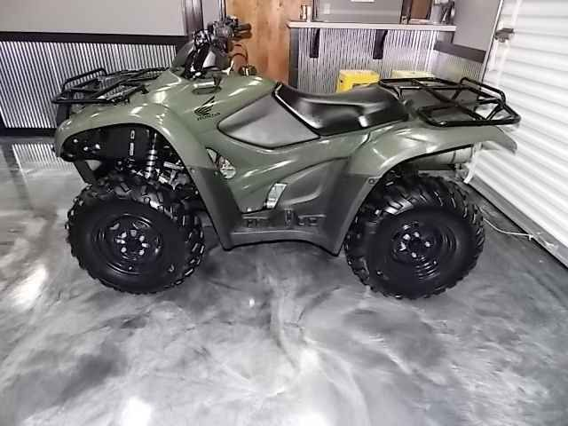 Used 2014 Honda RANCHER 420 AT 4X4 ATVs For Sale in Indiana. 2014 Honda Rancher 420 AT 4X4 On Demand, Only 478 Miles, Fuel Injected, Liquid Cooled, Fully Automatic Transmission, Independent Suspension! Looks and Runs Great!New Snow Plow Kit Available!