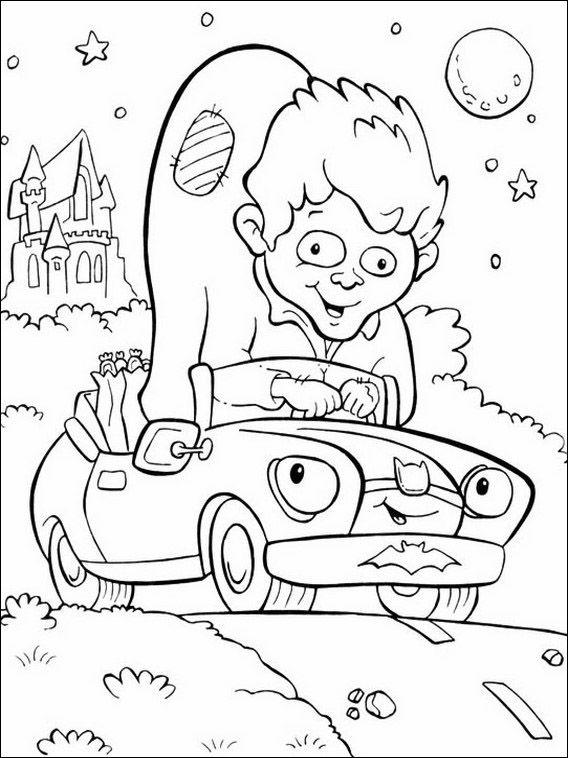 halloween 33 ausmalbilder für kinder malvorlagen zum