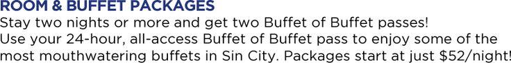 Total Las Vegas - Buffet of Buffets