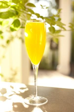 No Triple Sec? Enjoy This Simplified Mimosa Instead: A simple twist on the popular Mimosa, the Buck's Fizz is another Champagne and OJ delight