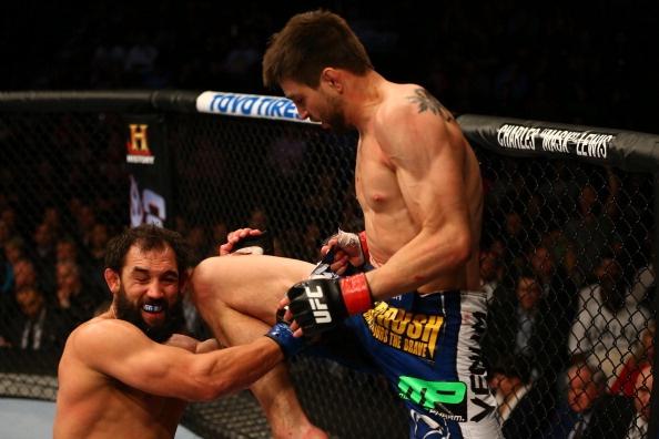 The Cage, MMA en México, quien puede ser un buen rival para Condit?