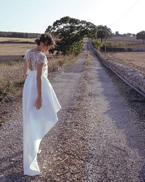 Robes de mariée Elodie Michaud 2017 : un univers follement bohème ! Image: 1