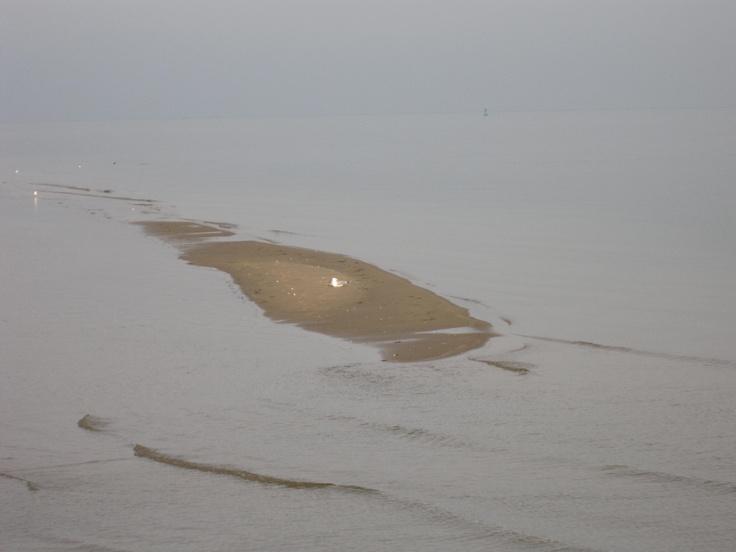 Kleine Sandbänke