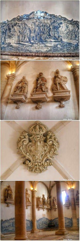 Mosteiro de Alcobaça - Portugal Património Mundial da UNESCO - 1989 http://whc.unesco.org/en/list/505/