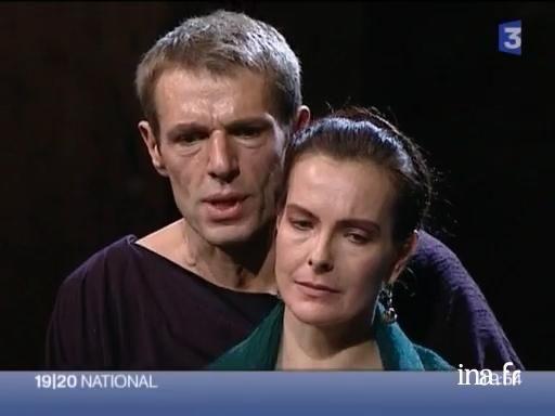 En scènes : le spectacle vivant en vidéo - Bérénice de Racine, mis en scène par Lambert Wilson au Théâtre des Bouffes du Nord