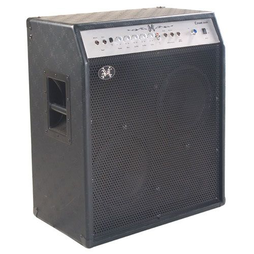 AXL Tyrant 200w Bass Amp - BC Wholesalers With two Alphatone bass speakers and 200 watts of massive bass power, the AXL Tyrant 200B bass amp is a solid state monster for total bass maniacs.