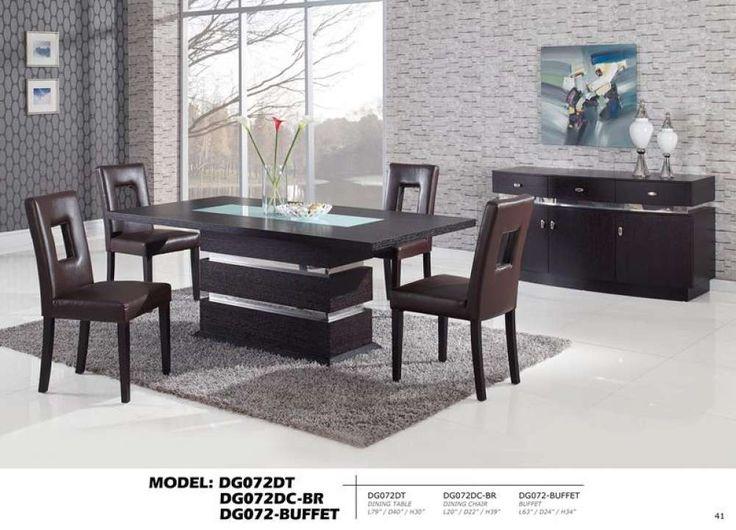 Global Furniture Buffet, Wenge