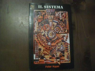 Fumetto - Il sistema - Magic Press dc Comics - Vertig - Peter Kuper