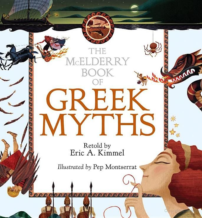 What to write a greek myth about stars