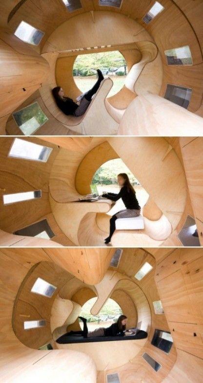 Creative bedroom!
