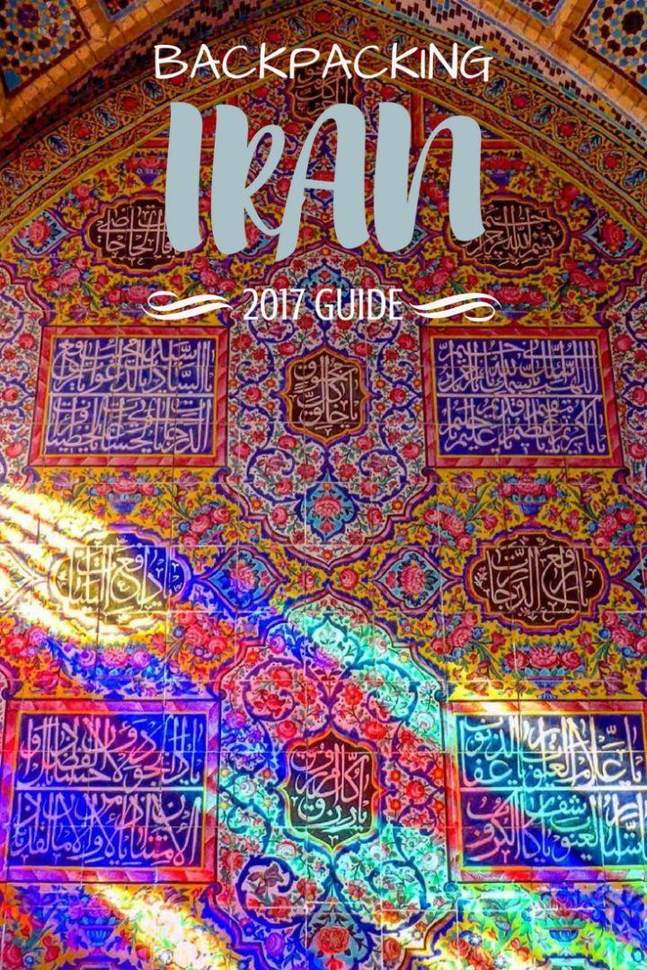 Backpacking Iran 2017