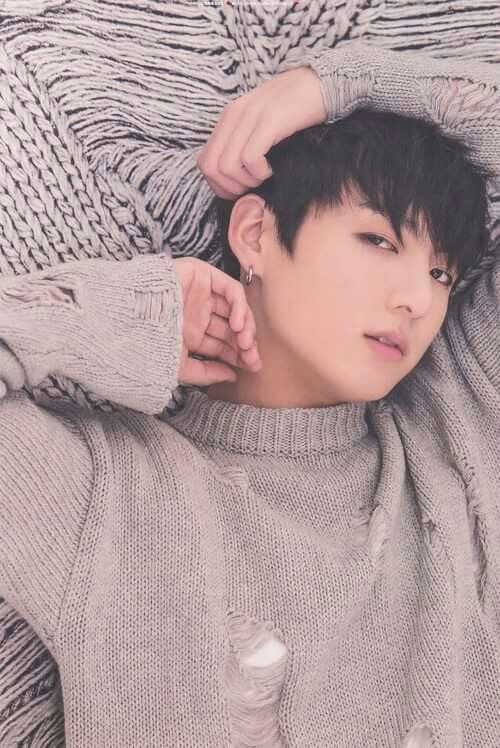 Jungkook, bc it's his birthday today (1/9/16)