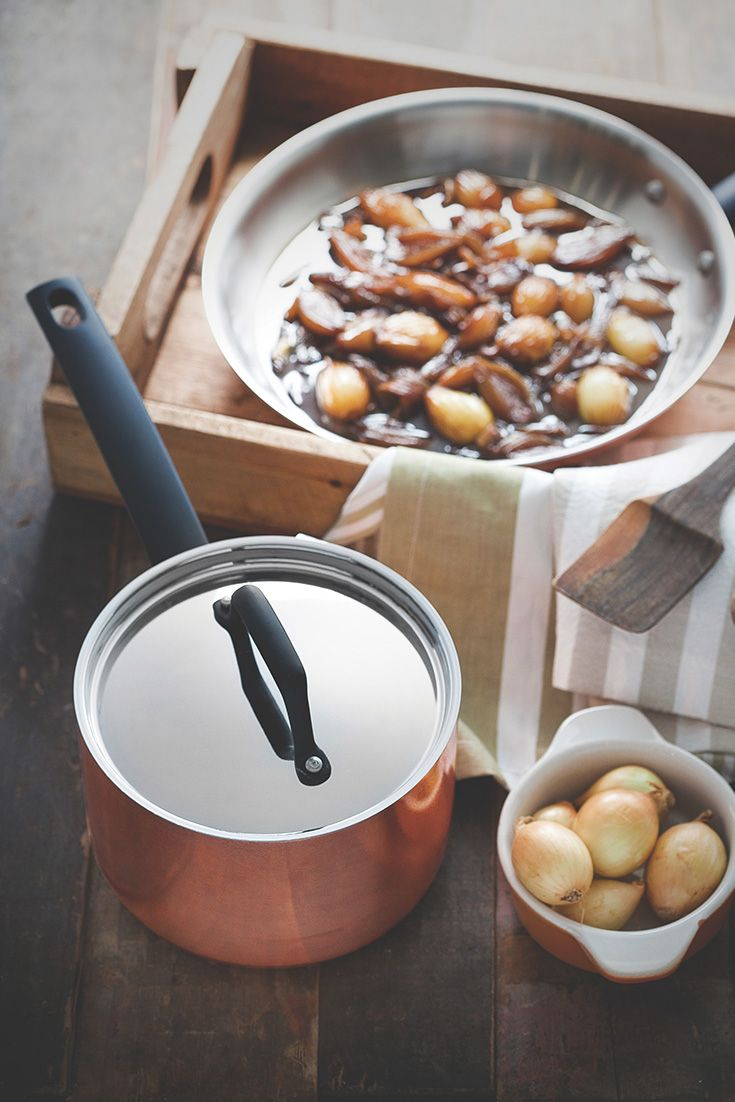 Check out our cosy copper range at www.tramontina.com.au