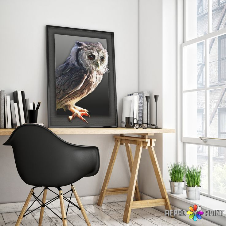 Owl Print, Nursery Wall Art, Woodlands Nursery Animal, Nursery Decor, Printable Woodlands Animal, Owl Photo, Babies Room, Digital Download