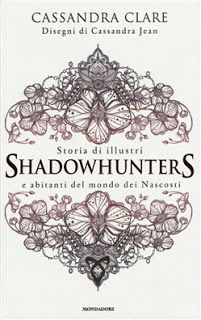 "Tra le righe: essenza di libri: Recensione: ""Storia di illustri Shadowhunters e ab..."