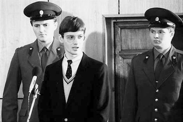 19 year old Mathias Rust flew his Cessna into the USSR landing in red square, on May 28th 1987 the then minister for defense was fired and a year later the nuclear arms treaty between the USA & the USSR was signed. The difference a person can make!!