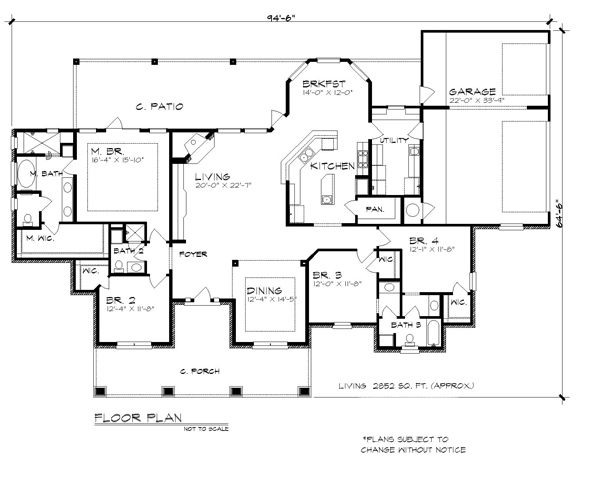 72 Best Floorplans Images On Pinterest House Blueprints