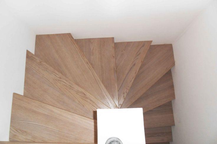 Habillage d'escalier béton