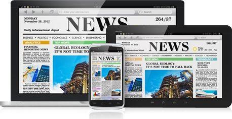 Best Start An Online Newspaper Images On   Journaling