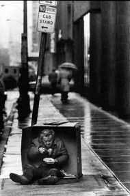 Poverty.: Homeless People, Philadelphia Homeless, Toms Gralish, Pulitzer Prizes, Roast Beef, 1986 Pulitzer, Hot Dogs, Features Photography, Street Photography