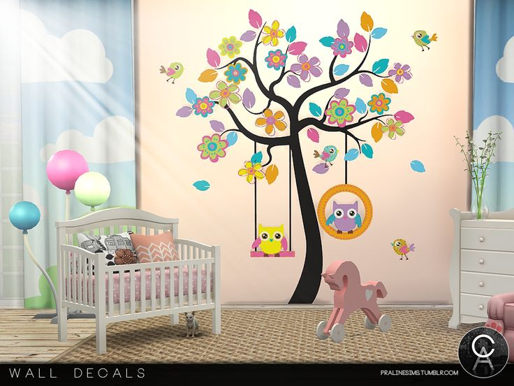 The sims 4 by kasia 55 dekoracji na ścianę od pralinesims